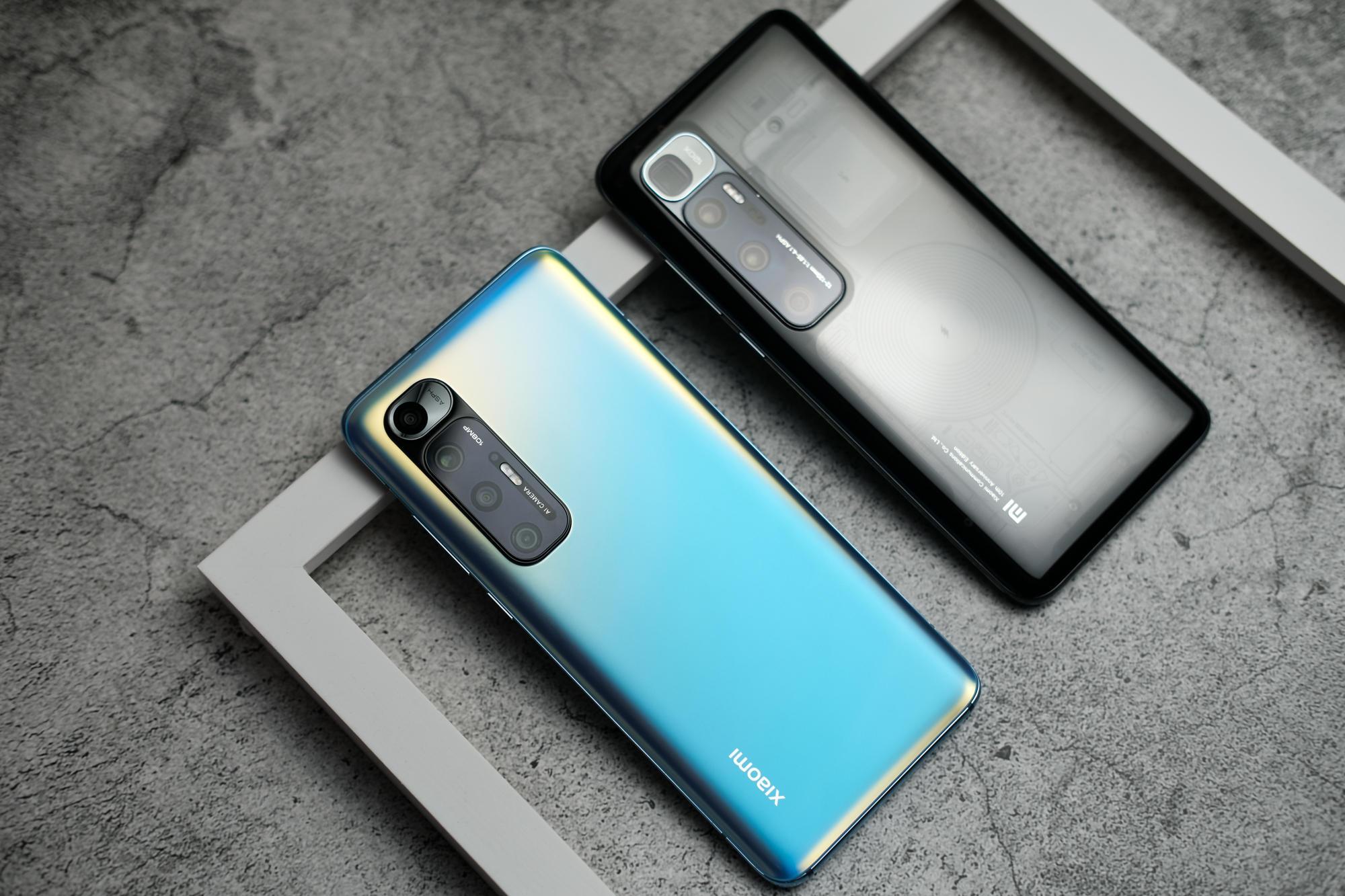 смартфоны с обратной зарядкой 2021