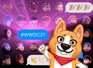 Презентация WWDC 2021