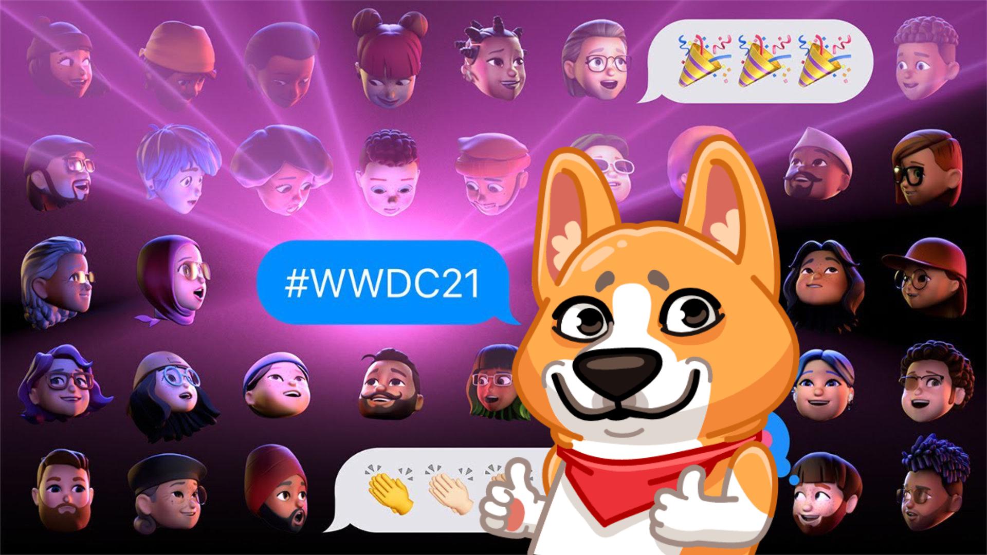 Что показали на WWDC 2021