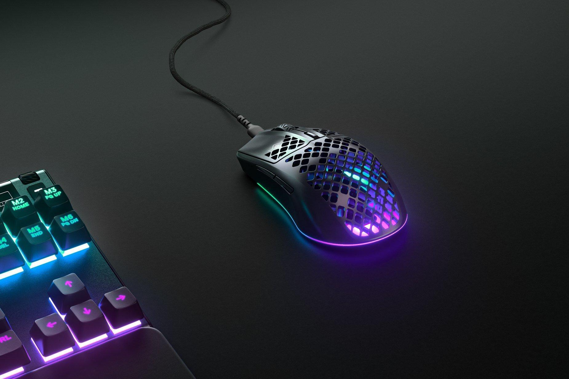 перфорированная мышь