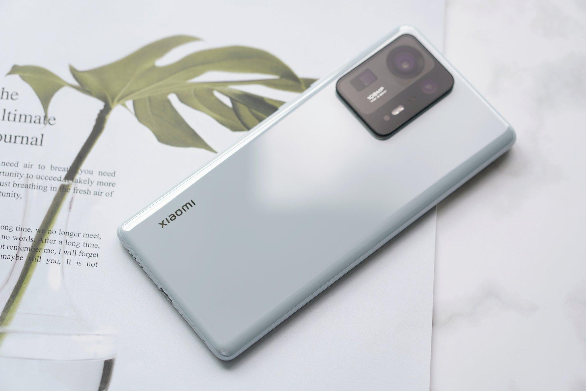 камера Xiaomi Mi Mix 4