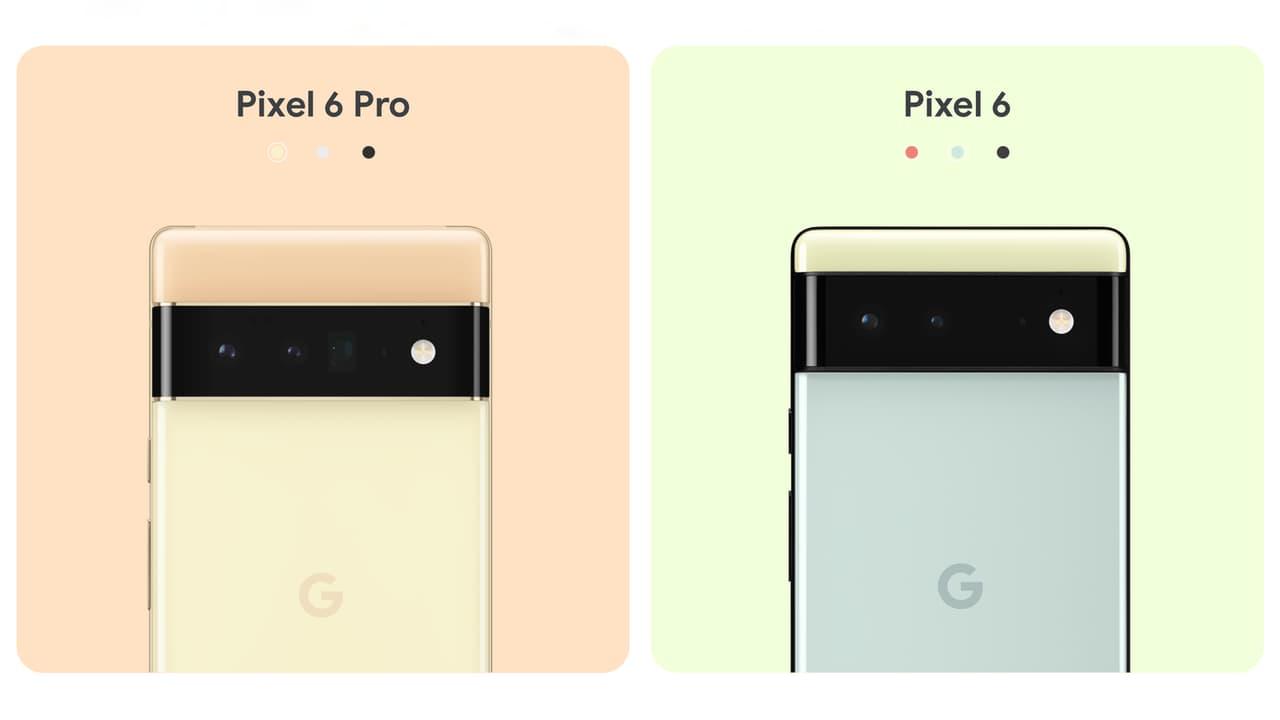 Презентация Pixel 6