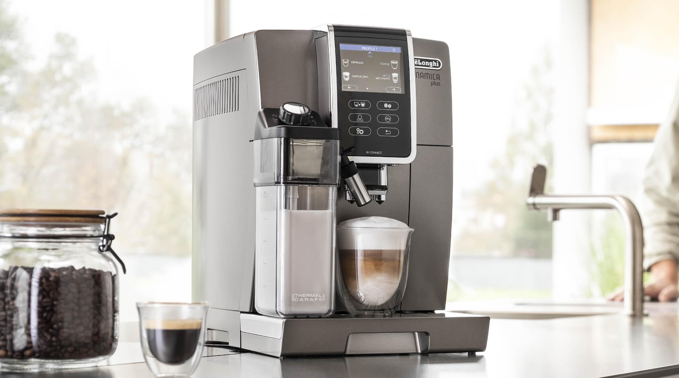 кофемашина с управлением со смартфона